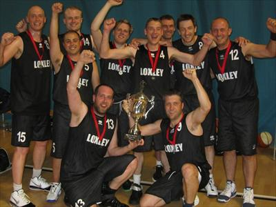 Loxley 2010/11 SBL Cup Winners